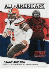 Buy 2016 Score All Americans #4 - Danny Shelton - Browns