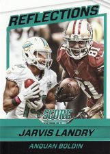 Buy 2016 Score Reflections #13 - Jarvis Landry - Anquan Boldin