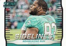 Buy 2016 Score Sidelines #4 - Ndamukong Suh - Dolphins
