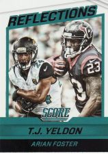 Buy 2016 Score Reflections #14 - T.J. Yeldon - Arian Foster
