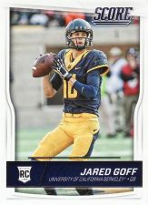 Buy 2016 Score #332 - Jared Goff - Rams