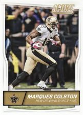 Buy 2016 Score #205 - Marques Colston - Saints