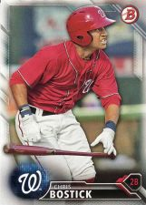 Buy 2016 Bowman Prospects #BP140 - Chris Bostick - Nationals