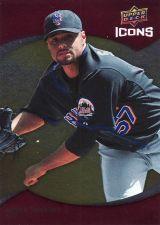 Buy 2009 Upper Deck Icons #59 - Johan Santana - Mets