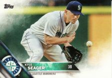 Buy 2016 Topps #5 - Kyle Seager - Mariners