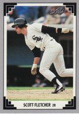 Buy 1992 Leaf #306 - Scott Fletcher - White Sox