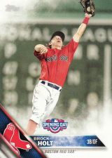 Buy 2016 Topps Opening Day #OD103 - Brock Holt - Red Sox