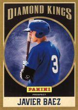 Buy 2013 Panini National Convention Kings #6 - Javier Baez - Cubs