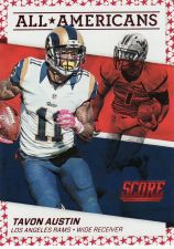 Buy 2016 Score All Americans Red #12 - Tavon Austin - Rams