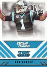 Buy 2016 Score Signal Callers #4 - Cam Newton - Panthers