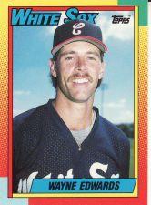 Buy 1990 Topps Traded #27T - Wayne Edwards - White Sox