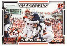 Buy 2016 Score Sack Attack #2 - Carlos Dunlap - Bengals