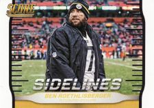 Buy 2016 Score Sidelines #18 - Ben Roethlisberger - Steelers