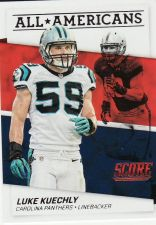 Buy 2016 Score All Americans #19 - Luke Kuechly - Panthers