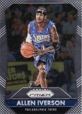 Buy 2015-16 Panini Prizm #286 - Allen Iverson - 76ers
