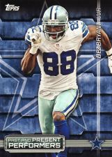 Buy 2015 Topps Past And Present Performers #PPP-BSM - Dez Bryant - Emmitt Smith - Cowboys