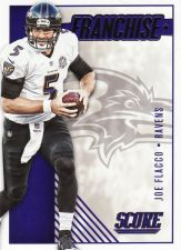 Buy 2016 Score Franchise #5 - Joe Flacco - Ravens
