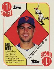 Buy 2010 Topps Blue Back #30 - David Wright - Mets