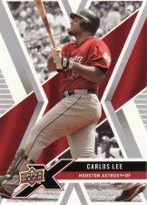 Buy 2008 Upper Deck X #45 - Carlos Lee - Astros