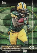 Buy 2015 Topps Past And Present Performers #PPP-LF - Eddie Lacy - Brett Favre - Packers