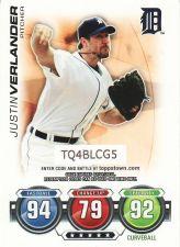 Buy 2010 Topps Attax Code Cards #28 - Justin Verlander - Tigers