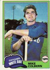 Buy 1981 Topps #522 - Mike Colbern - White Sox