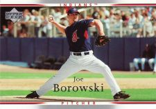 Buy 2007 Upper Deck #654 - Joe Borowski - Indians