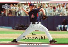 Buy 2007 Upper Deck #654 - Joe Borowski - Indians