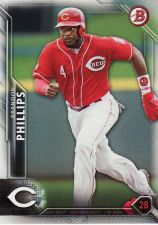 Buy 2016 Bowman #26 - Brandon Phillips - Reds