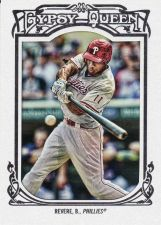Buy 2013 Gypsy Queen Framed White #269 - Ben Revere - Phillies