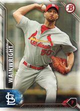 Buy 2016 Bowman #118 - Adam Wainwright - Cardinals