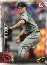 Buy 2016 Bowman #9 - Shelby Miller - Diamondbacks