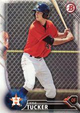 Buy 2016 Bowman Prospects #BP60 - Kyle Tucker - Astros