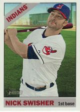 Buy 2015 Topps Heritage #377 - Nick Swisher - Indians