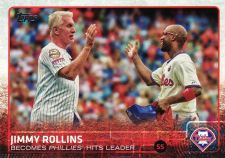 Buy 2015 Topps #659 - Jimmy Rollins - Phillies