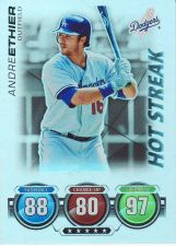 Buy 2010 Topps Attax Silver Foil #17 - Andre Ethier - Dodgers