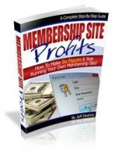 Buy Membership Site Profits