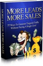 Buy More Sales More Leads