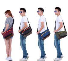 Buy KIDOOO nylon sports travel messenger bag