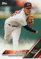 Buy 2016 Topps Pro Debut #25 - Jose Berrios