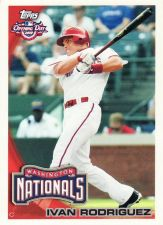 Buy 2010 Topps Opening Day #44 - Ivan Rodriguez - Nationals