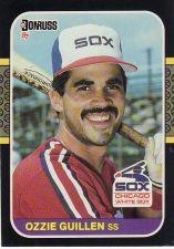 Buy 1987 Donruss #87 - Ozzie Guillen - White Sox