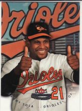 Buy 2005 Fleer Platinum #91 - Sammy Sosa - Orioles
