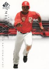Buy 2008 SP Authentic #84 - Lastings Milledge - Nationals