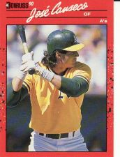 Buy 1990 Donruss #125 - Jose Canseco - Athletics