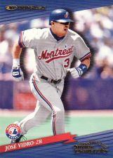 Buy 2002 Donruss Super Estrellas #50 - Jose Vidro - Expos