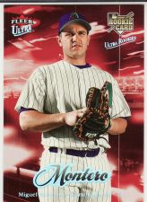Buy 2007 Ultra #201 - Miguel Montero - Diamondbacks