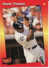 Buy 1992 Triple Play #206 - Frank Thomas - White Sox