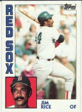 Buy 1984 Topps #550 - Jim Rice - Red Sox