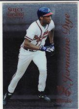 Buy 1996 Select Certified #107 - Jermaine Dye - Braves